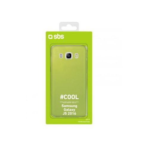 Sbs  etui cool cover do samsung j5 2016 zielone