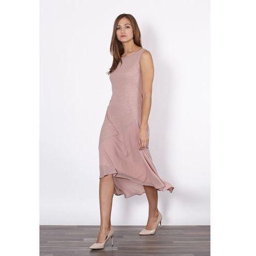 Sukienka Model Viana 20585 Pink, kolor różowy