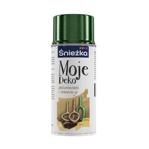 Spray Śnieżka Moje Deko zielony D006 150 ml, 618400150-00004-00