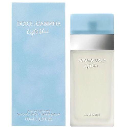 OKAZJA - Dolce&Gabbana Light Blue Woman 100ml EdT