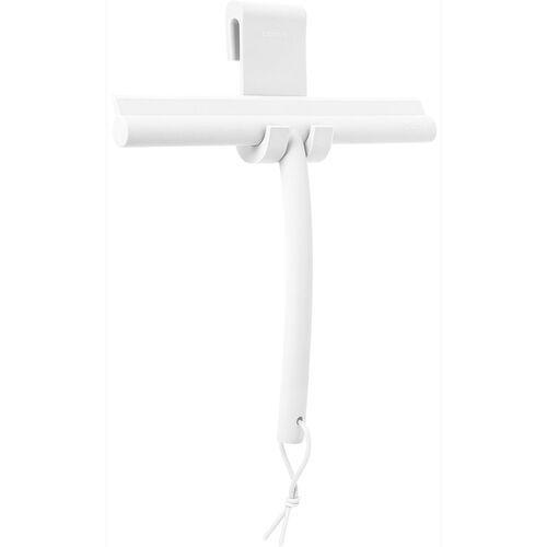 Ściągaczka silikonowa do kabiny prysznicowej blomus vipo biała (b66313) (4008832783944)