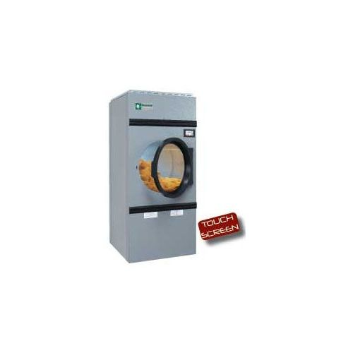 Diamond Suszarka obrotowa gazowa z obracaniem zmiennym   poj. 18 kg   touch screen   791x1051x(h)1760mm