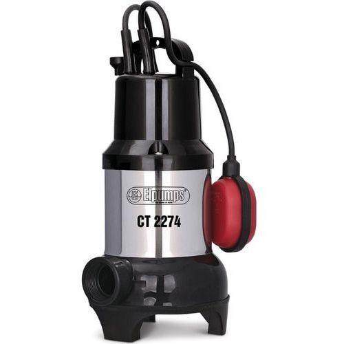 Elpumps pompa zanurzeniowa ct 2274 (5999881825275)