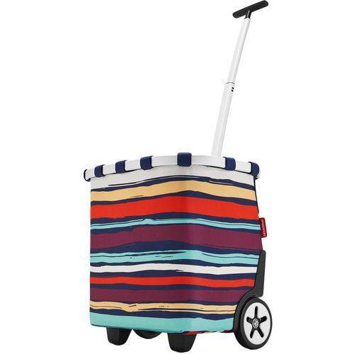 Reisenthel Carrycruiser wózek na zakupy / ROE3058 - Artist Stripes