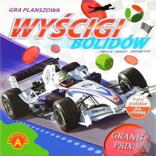Gra ALEXANDER Wyścigi F1 + Gwarancja dostawy przed Świętami!