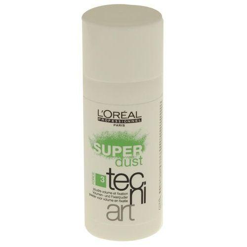 L'oréal puder do włosów super dust - 7 g. Najniższe ceny, najlepsze promocje w sklepach, opinie.
