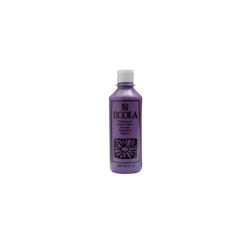 ecola farba tempera gwasz 500ml 536 violet marki Talens