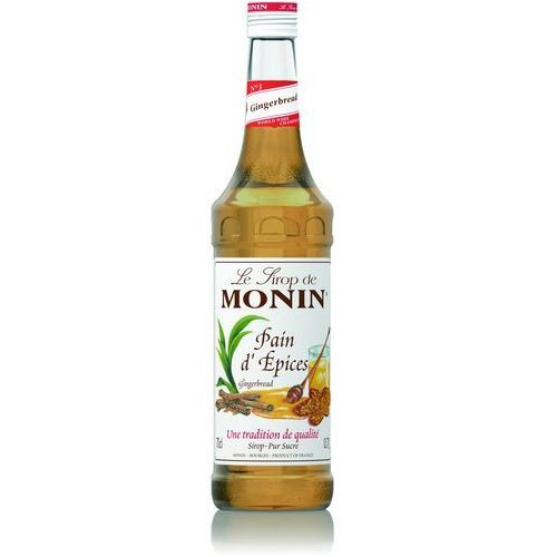 OKAZJA - Syrop piernik gingerbread 700ml marki Monin