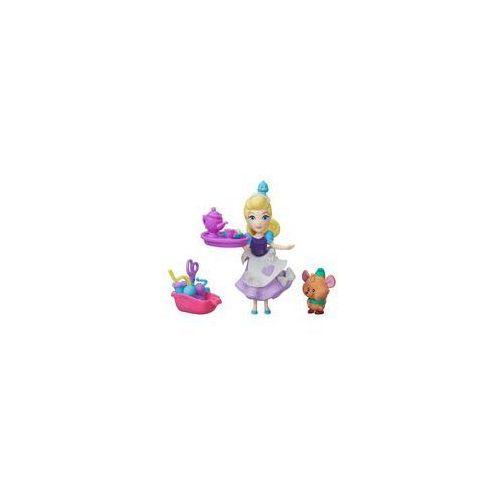 Mini Księżniczka z przyjacielem Disney Princess Hasbro (Kopciuszek)