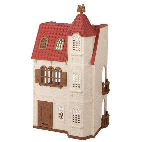 Sylvanian families 5400 dom z wieżą i czerwonym dachem, 690565