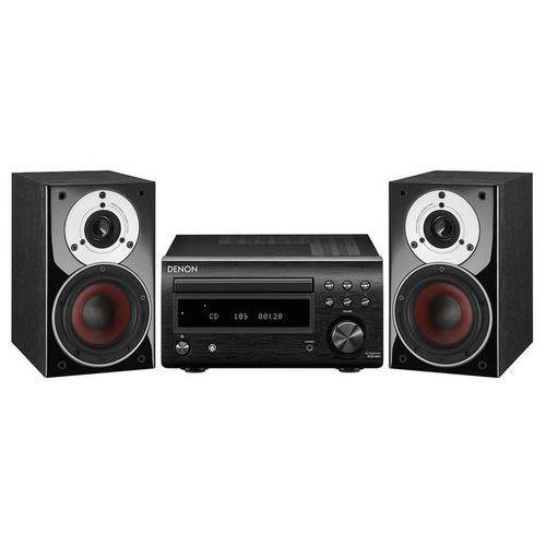 DALI RCD-M41 + ZENSOR PICO - zestaw stereo ciesz się bogatym i czystym dźwiękiem | Gwarancja 3-lata | Raty 0%, RCD-M41 BLACK