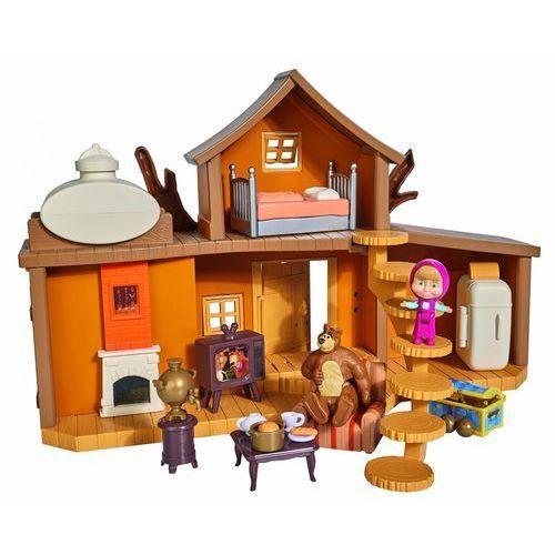 Masza i Niedźwiedź Dwupoziomowy dom Niedźwiedzia, 5_662658