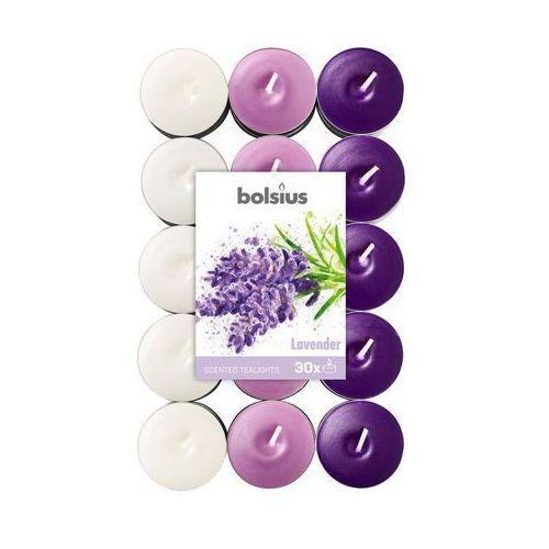 Podgrzewacz zapachowy aromatic lawenda 30 szt. marki Bolsius
