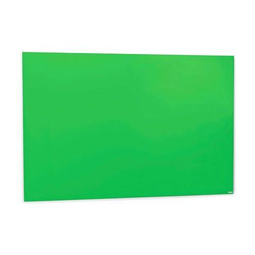 Tablica suchościeralna Mood, szkło, magnetyczna, 1500x1000 mm, zielony, 380356