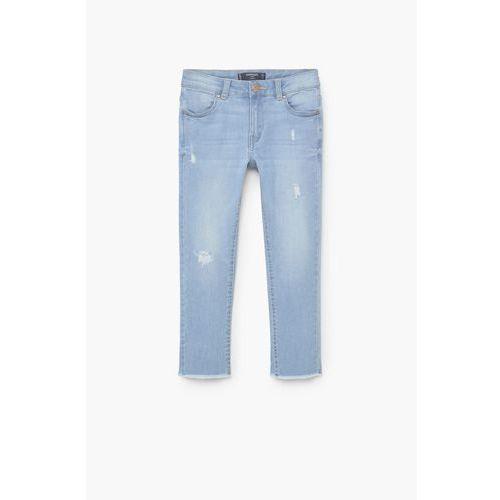- jeansy dziecięce allegra 104-164 cm marki Mango kids