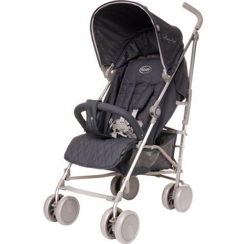 4baby lecaprice 2016 wózek spacerowy– szary (5901691953390)
