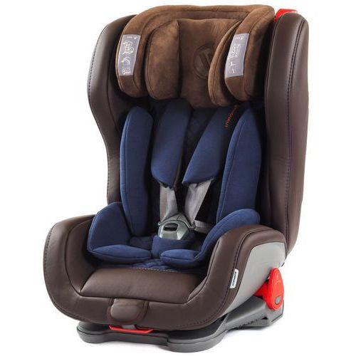 fotelik samochodowy evolvair royal (9-36kg) – brązowo-niebieski marki Avionaut