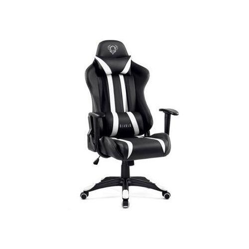 Diablo Fotel chairs x-one czarno-biały darmowy transport (5902560332124)