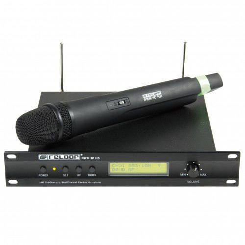 Reloop RWM-10HH MKII mikrofon bezprzewodowy