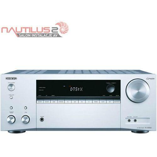 Onkyo TX-NR555 + słuchawki SE-CL501 GRATIS! - Dostawa 0zł! - Raty 20x0% w BGŻ BNP Paribas lub rabat!