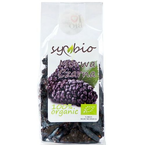 Morwa czarna 150g - Symbio, towar z kategorii: Bakalie, orzechy, wiórki