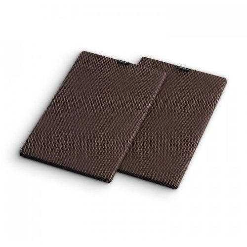 NUMAN RETROSPECTIVE 1978 MKII Para osłon kolumny regałowej kolor czarno-brązowy
