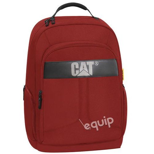 Caterpillar Plecak na laptopa colegio - red