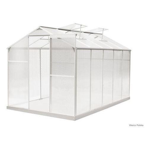 Hecht rancher ii szklarnia ogrodowa aluminiowa 315x190x195 + podstawa gratis - oficjalny dystrybutor - autoryzowany dealer hecht marki Hecht czechy