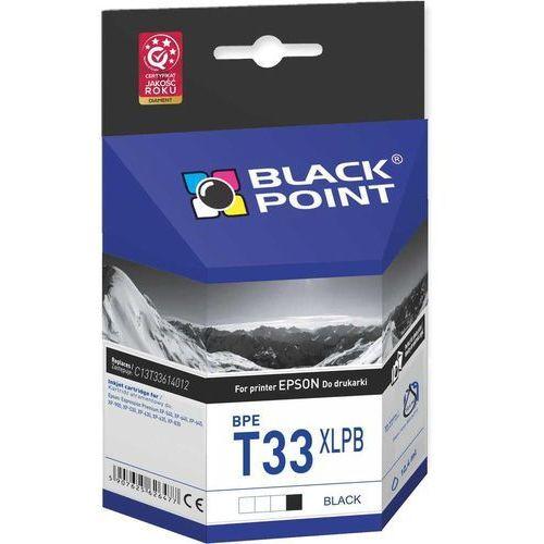 Black point Wkład atramentowy bpet33xlpb zamiennik epson 33xl (c13t33614012) (5907625626477)