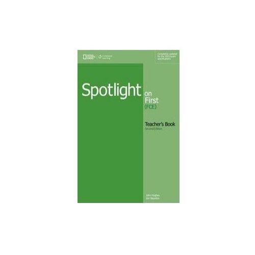 Spotlight On First Teacher's Book (9781285849492)
