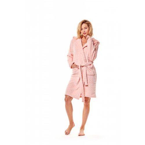 10b52ceccb03c0 Szlafroki damskie Kolor: różowy, ceny, opinie, sklepy (str. 1 ...