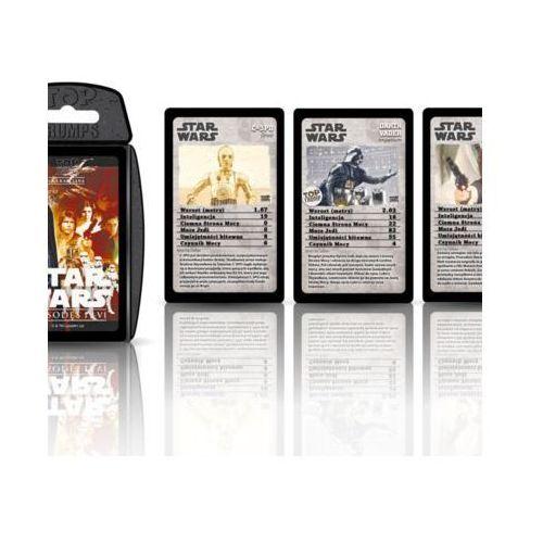 TOP TRUMPS Gra karciana Star Wars 4-6 - produkt z kategorii- Gry karciane