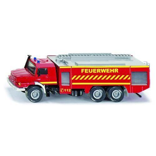 SIKU Super - Mercedes Zetros Wóz strażacki, 1:50
