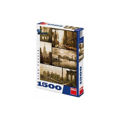 Neuveden Den v new yorku - puzzle 1500 dílků (8590878551602)