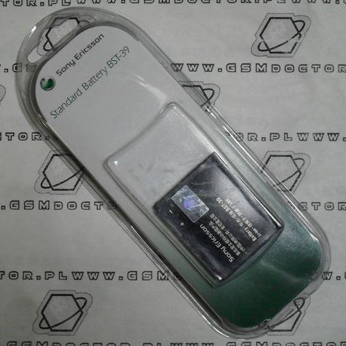 Sony ericsson Bateria bst-39