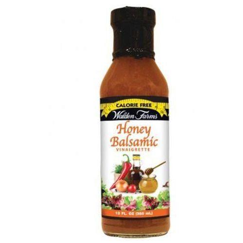 WALDEN FARMS Salad Dressing - 355ml - Honey Balsamic Vinegrette
