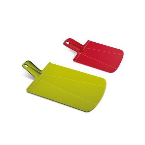 zestaw 2 desek, czerwony, zielony, chop2pot marki Joseph joseph