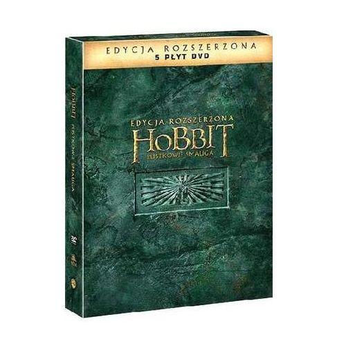 Hobbit. Pustkowie Smauga [5DVD]. Wydanie rozszerzone
