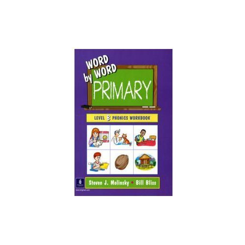 Word by Word Primary Phonics Picture Dictionary, Paperback Level B Workbook (9780130221674)