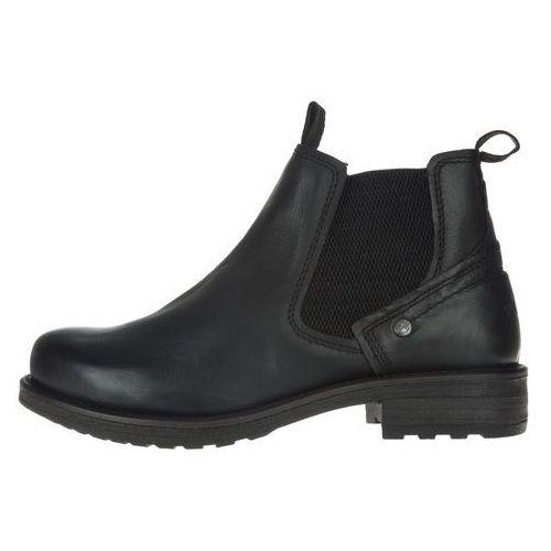 hill chelsea ankle boots czarny 41 marki Wrangler®
