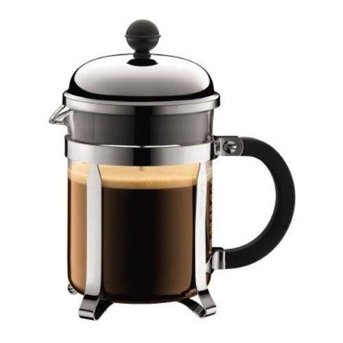 - chambord zaparzacz do kawy french press na 4 filiżanki marki Bodum