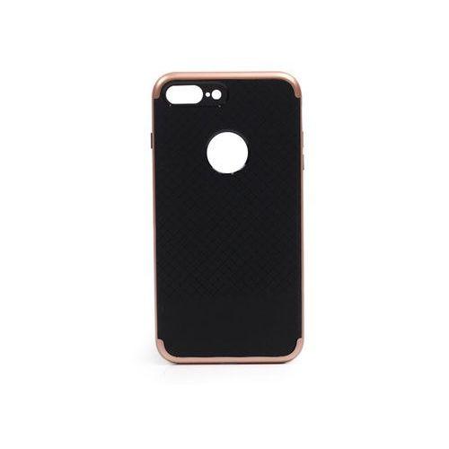 Apple iPhone 7 Plus - etui na telefon Ipaky - Różowy, kolor różowy