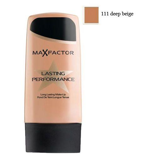 Max factor Lasting performance podkład matujący o przedłużonej trwałości nr 111 deep beige 35ml