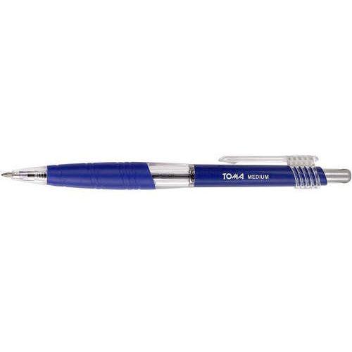 Długopis automatyczny 1mm niebieski
