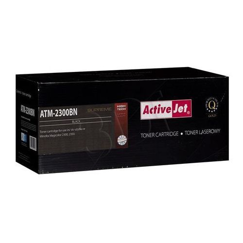 Activejet Toner atm-2300bn black do drukarek konica minolta (zamiennik minolta 1710517-005) [4.5k], kategoria: tonery i bębny