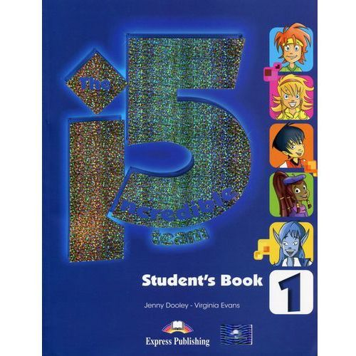 The Incredible 5 Team 1 Student's Book + kod i-ebook - Dooley Jenny, Evans Virginia (128 str.)