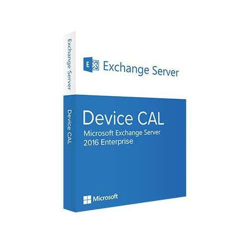 Microsoft Exchange 2016 enterprise device cal 64-bit