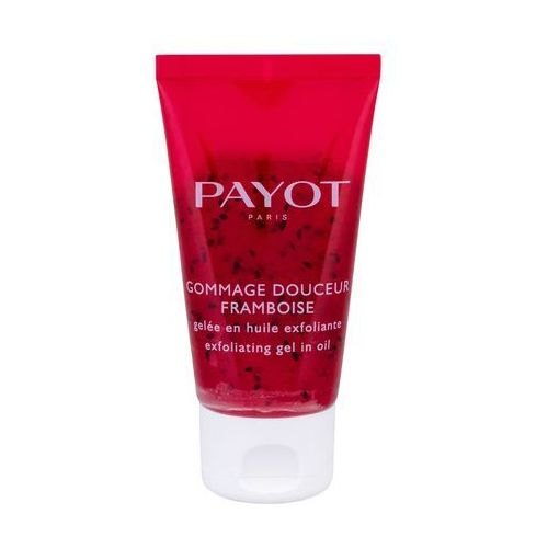 Payot les démaquillantes gommage douceur framboise peeling 50 ml dla kobiet (3390150564482)