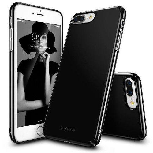 RINGKE SLIM IPHONE 7 PLUS GLOSS BLACK - sprawdź w wybranym sklepie