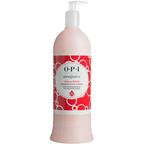 OPI AVOJUICE CRAN & BERRY JUICE HAND & BODY LOTION Balsam do dłoni i ciała - żurawina (600 ml)